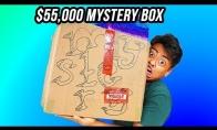 Paslaptinga dėžė už 50 tūkst. dolerių