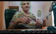 Močiutė Teresė reperė