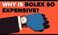 Kodėl Rolexas toks brangus?