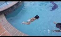 Kai moki plaukti vienerių...