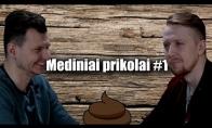 Stimomedia: Mediniai prikolai 1 epizodas