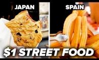Maistas už 1 dolerį visame pasaulyje