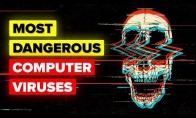 Pavojingiausi kompiuterio virusai pasaulyje