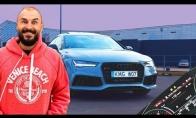 Audi RS7. Geriau už BMW?