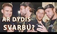 AR DYDIS SVARBU? feat. Naglis Bierancas & deMiko