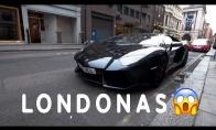 TALZUNAS LONDONE? | Talzunas | Pildyk ofisas