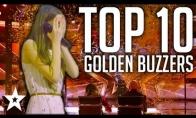 TOP 10 geriausiai dainuojančių vaikų iš įvairių talentų šou