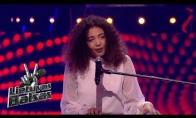 """Naujoji Lietuvos balso favoritė Nombeko Augustė Khotseng su daina """"Halo"""""""