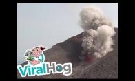 Vulkano išsiveržimas