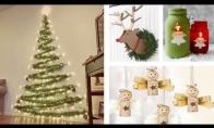 Pasidaryk pats: Kalėdinės dekoracijos
