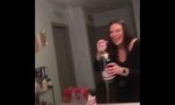 Ne pats geriausias būdas atidaryti šampaną