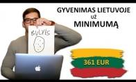 Gyvenimas Lietuvoje Už Minimumą