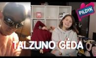Gėdingiausias Talžūno ir Lauritos video