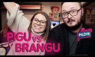 Pigu vs. Brangu su Laurita ir Rolu