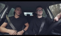 Kelionė automobiliu su AntanasJ ir The3dvinas