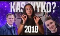2018 METŲ APTARIMAS: DALYVAVO IR ZUOKAS