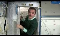 Kaip miega kosmonautai