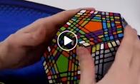 Sudėtingiausias pasaulyje rubikas kubikas