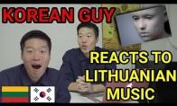 Korėjietis klausosi lietuviško popso ir išreiškia savo nuomonę