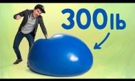 Didžiausias pasaulyje streso kamuolys