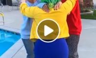 Naujas populiarus šokis