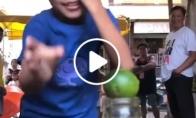 Žaidimas: Apsvaigusi citrina