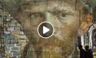 Van Gogo meno kūrinių ekspozicija