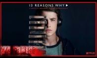 24 Faktai Apie : 13 reasons why | 13 priežasčių kodėl