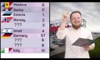 Eurovizijos balsavimas - Manto Bartuševičiaus parodija
