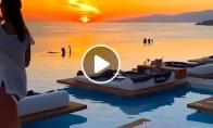 Saulėlydis Graikijoje, kurį linkėtum pamatyti kiekvienam