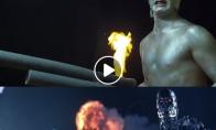 Biudžetinė Terminatorius 2 versija