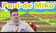 LIETUVOS GREIČIAUSIEJI: Paul de Miko - būsimas lenktynių čempionas?