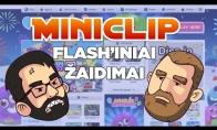 ANT SOFOS PRIEŠ TELIKĄ: Flash žaidimai