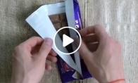 Kaip pasiimti šokolado ir likti niekeno nepastebėtam