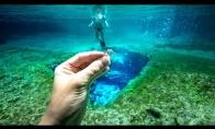 Nardymas po vandeniu su metalo detektoriumi