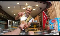 Turkiški ledai ir kantrybės testas
