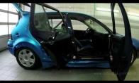 Automobilio spalvos pakeitimas