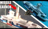 Povandeninis lego laivas