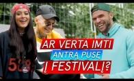Ar Verta Imti Antrą Pusę į Festivalį? Karolina Meschino & Mad Money | Oskaras TV