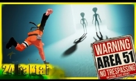 24 Faktai : Area 51 / 51-oji zona