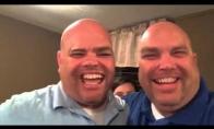 Dvyniai naudojasi veidų sukeitimo programėle
