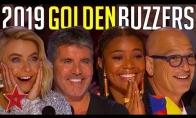 Auksinio mygtuko Amerikos talentai 2019 metais