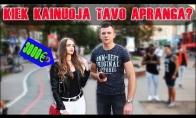 Kiek Kainuoja Tavo Apranga? - Striukyte už 400€ ir Turkiškas stilius - Sostinės Dienos