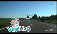 Malūnsparnis virš kelio