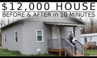 12 tūkst. dolerių namo renovacija