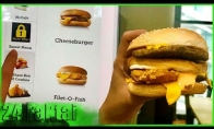 Slapto McDonald's meniu deriniai