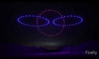 Šimto dronų šou