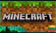 24 faktai apie Minecraft