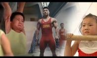 Paslaptingos ir žiaurios Kinijos vaikų Olimpinės stovyklos