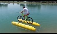 Savadarbis vandens dviratis